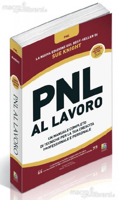 Libro PNL al lavoro